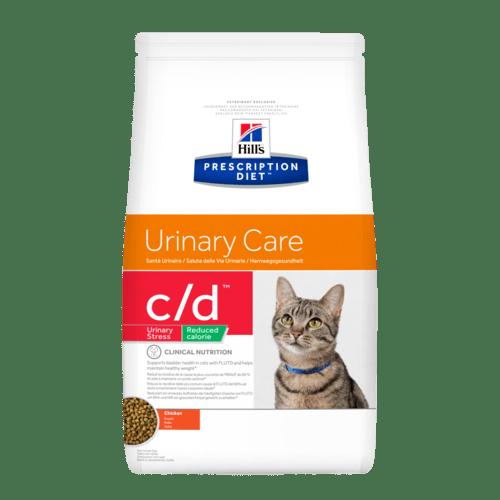 hills prescription diet ad cat food
